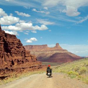 北米縦断 原付二種の旅日記・ダイジェスト版(1998年)