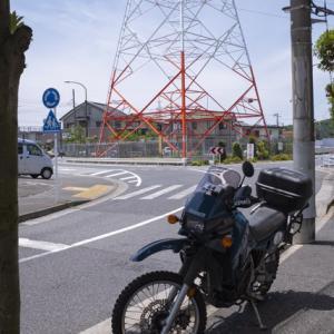 横須賀市ハイランドの環状交差点を回ってみた