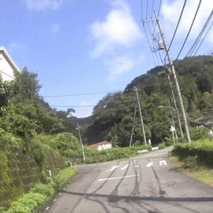 【埼玉】林道・赤木慈光線〜展望はないが青空が爽やかな林道