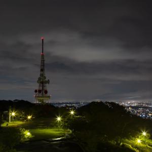 360度全方位の夜景が楽しめるデートスポット湘南平