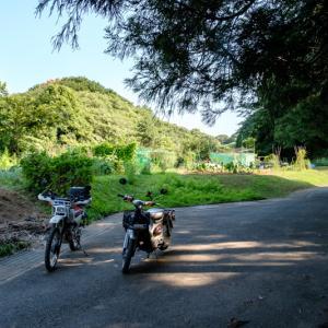 三保町と台村町の田舎風景を訪ねる超短距離ツーリング!