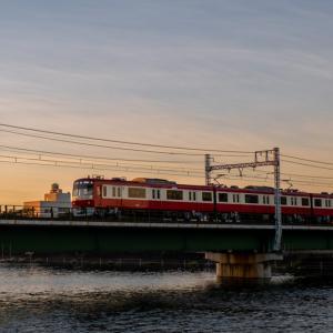 「鶴見川に架かる橋巡り」鶴見大橋→末吉橋サイクリング編