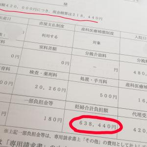 入院生活4日目~退院♡入院費用♡