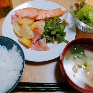 久々に食べる母の手料理♡