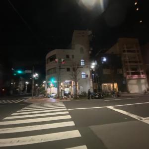 忘年会→銭湯→浅草泊