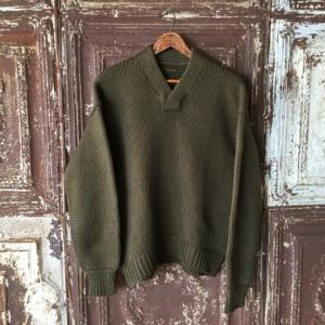 1930-40s US Military Type A-1 Sweater
