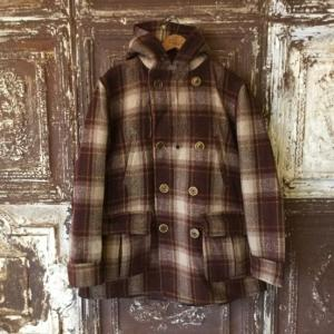Late 1930s-1940s Lakeland Wool Parka