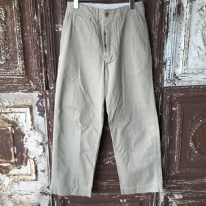 1950s US Military Khaki Trousers