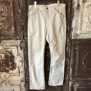 1960s Lee Westerner Pants Early Tag Model