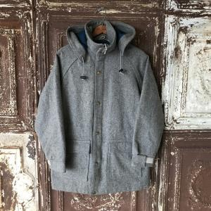 Wool Rich Wool Mountain Parka