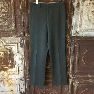 Wool Rich Whip Cord Type Trousers