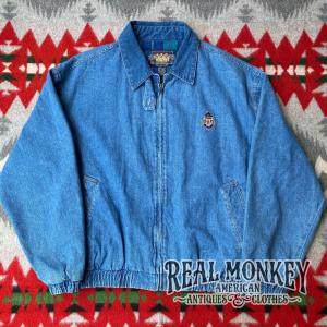 RALPH LAUREN CHAPS DENIM JACKET
