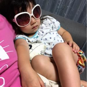 夏休み終了〜!つ、疲れた…