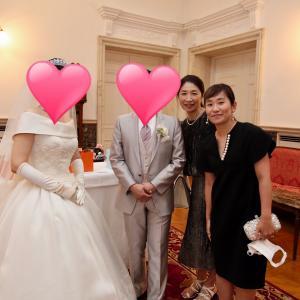 成婚退会した元女性会員さん(39歳)の結婚式に出席して思ったこと