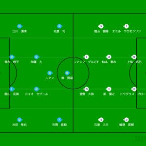 長崎1-3福岡