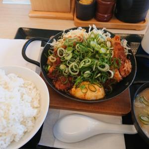 かつや☆味噌だれチキンカツ鍋定食