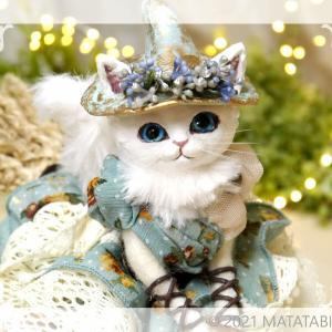 【キッチンウィッチ】夏至の魔女猫