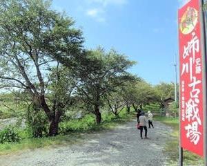 バスで行く「奥の細道」(その45)「姉川の古戦場」(滋賀県) 2019.10.10