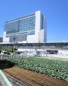 JR新横浜駅  2020.5.12