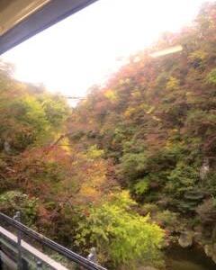 鳴子温泉 (宮城県)  2020.10.24