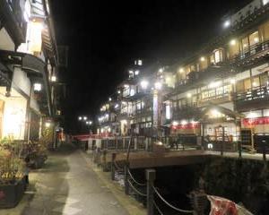 銀山温泉(2泊目) (山形県)  2020.11.15