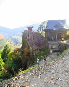 バスで行く「奥の細道」(その56) 立石寺(山形県) 2020.11.16