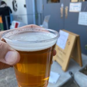 京都でのビール納め