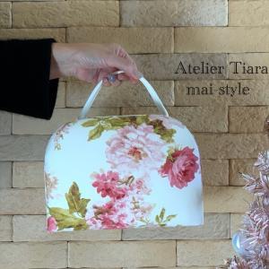 mai-styleから、バッグを2作品ご紹介します♪