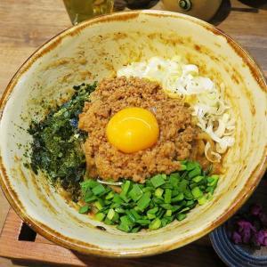 「まぜ麺 マホロバ 」 福島  沖縄発!大阪初上陸~人気のまぜ麺♪  200820