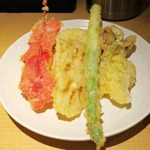 「大阪 天ぷら大吉 北新地」  9/1オープン!揚げたて天ぷら、あさり汁☆  200901
