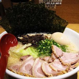「札幌 山嵐 東通り店」 梅田  背脂豚骨らーめん~関西初!9/4オープンです♪  200904