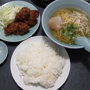 「中国料理 三国」 道明寺  ガッツリ系中華ランチがウマイ♪  200917