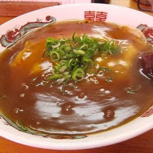 「中華料理 若水」 針中野  老舗町中華で!天津麺を食らう~☆  210509