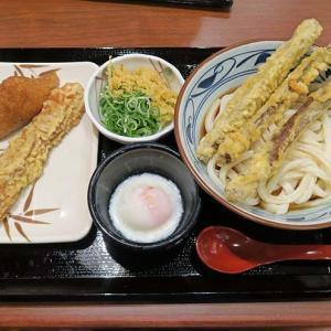 「丸亀製麺 堺深井店 」  6/25新店オープン♪ 使い勝手良し!です☆  210718