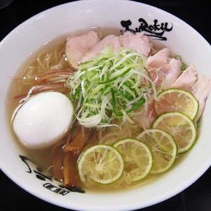 「麺屋 丈六」−115 千日前  限定!『夏秋刀魚』☆ お久しぶり~さすがです♪  210726