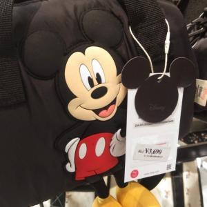 【ZARA】ディズニーの子供用品★鞄は大人にも◎