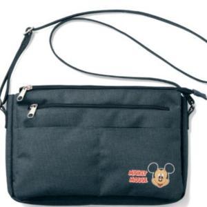 【ベルメゾン】迷ったミッキーの鞄