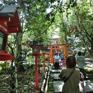 09/23  弾丸!京都 日帰り旅行。【貴船神社 後編】