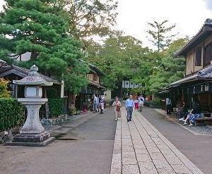 09/23  弾丸!京都 日帰り旅行。【あぶり餅 かざりや・今宮神社 完結編】