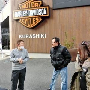 01/19  YAMANO納車式 ~吉備高原【ごっつおう】