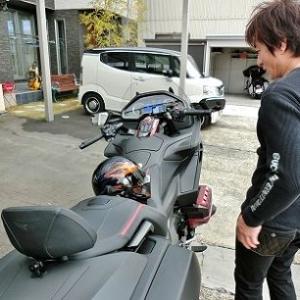 03/29  ひろくん 相棒 お披露目 新見ツーリング 【出発 編】