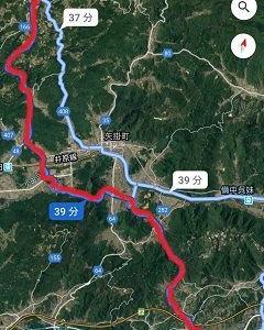 03/29 新見プチ・ツーリング 星の郷 無銭飲食~魂抜ける
