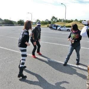 06/21 YAMANO【H-D倉敷】ツーリング 参戦! (総社PA 編)