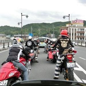 07/05  奈義町ランチ・ツ-リング【 Green Days Cafe 編】
