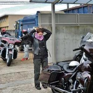 10/18 しまなみツーリング 【出発・なかなか たどり着かない 編】