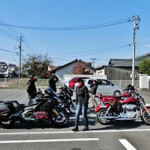 10/25 県内プチツーリング 【TOPMOST Biker'sCafe 編】