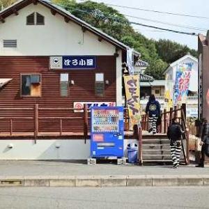 11/01  日生プチツーリング【ごはん家 ぼろ小屋 編】
