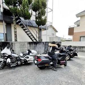 01/04 初詣ツーリング カフェ フェリーチェ(Felice)・ハーレー・ダビッドソン倉敷 (YAMANO