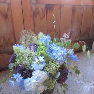 Seasonal flower Lesson サンプルです!