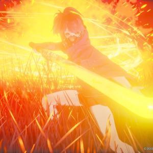 コードヴェイン プレイ日記38 DLC1 新武器・牙装・コード性能、ルイ・イオ衣装